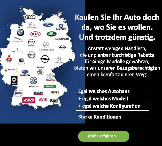 Kaufen Sie Ihr Auto doch da, wo Sie es wollen!